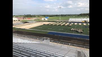 Navasota ISD Using Time Off to Upgrade Athletic Facilities