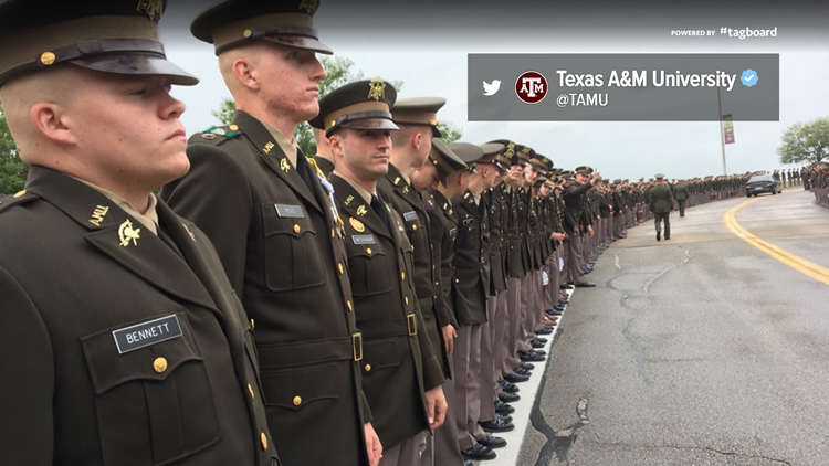 texas a m corps of cadets
