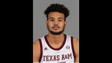 Forward Isiah Jasey leaving Texas A&M program