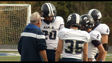 Alpha Omega gunning for history in TAPPS Six-Man Division II state championship game
