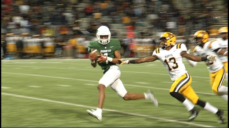 Huntsville and Burton lose in heartbreaking fashion; HS Football season comes to an end