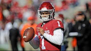 Former A&M QB Kyler Murray wins Heisman Trophy