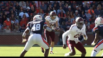 Mann named AFCA All-American and becomes A&M's 10th unanimous All-American