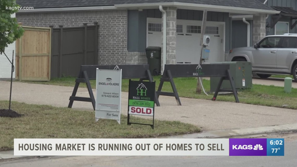 Brazos Valley housing market demand grows after a year of uncertainty