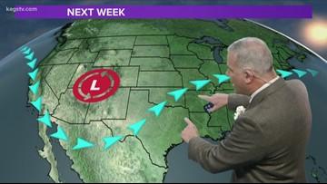 Bob's Forecast February 15 at 6pm
