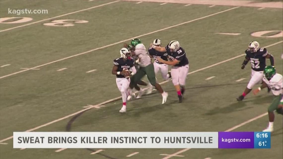 Tvondre Sweat Brings Killer Instinct To Huntsville Kagstvcom