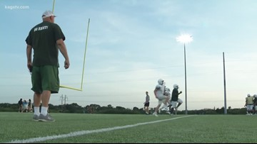 FNL Preview Series : New head coach Eric Ezar hoping to lead Rudder to first ever playoff berth