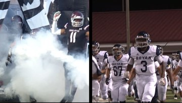 (6) A&M Consolidated and crosstown rival Bryan set to meet in the FNL Game of the Week