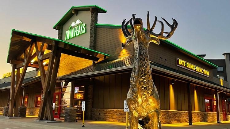 Twin Peaks restaurant is now open in Bryan