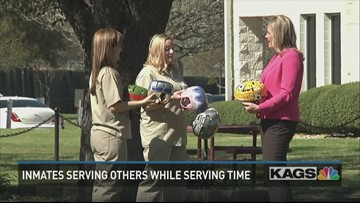 Female warden prepares women for life after prison