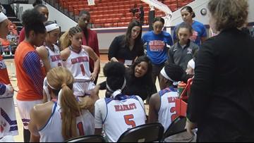 SHSU women's basketball falls to league-leading Lamar