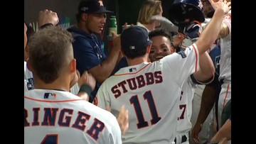 Astros take down the Rays, advance to ALDS