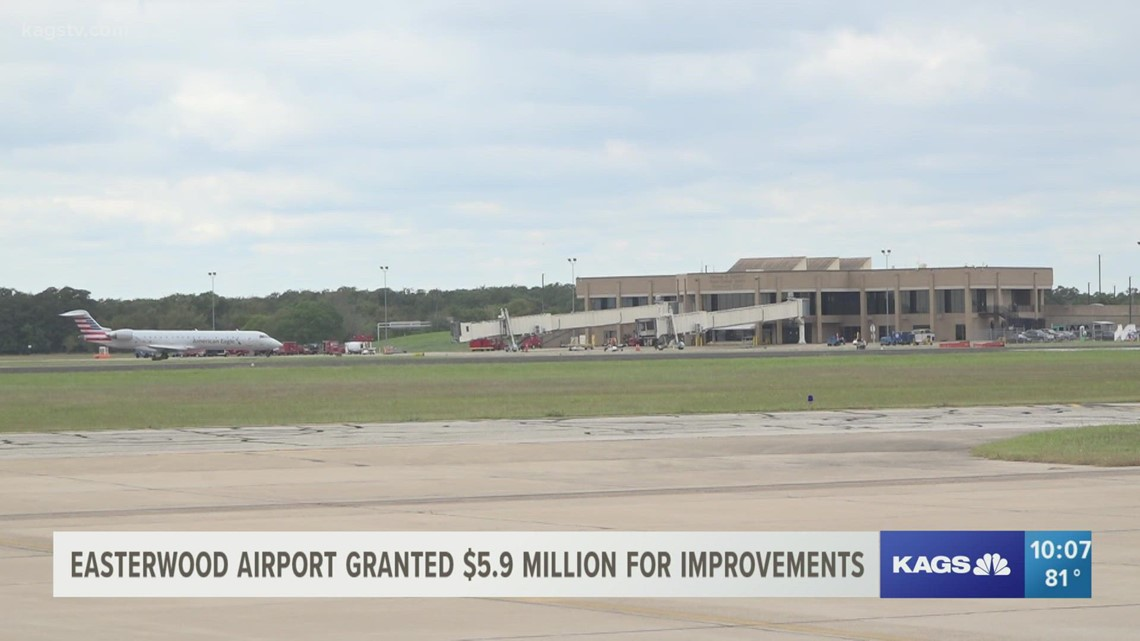 Easterwood Airport's FDA-approved investment takes flight