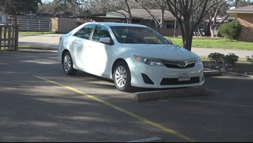 College Station woman surprised with car