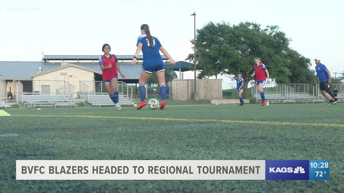 Brazos Valley 14U Football Club ready for regional tournament