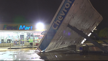 After the storm | Tornado, high winds cause damage across the Brazos Valley, Texas