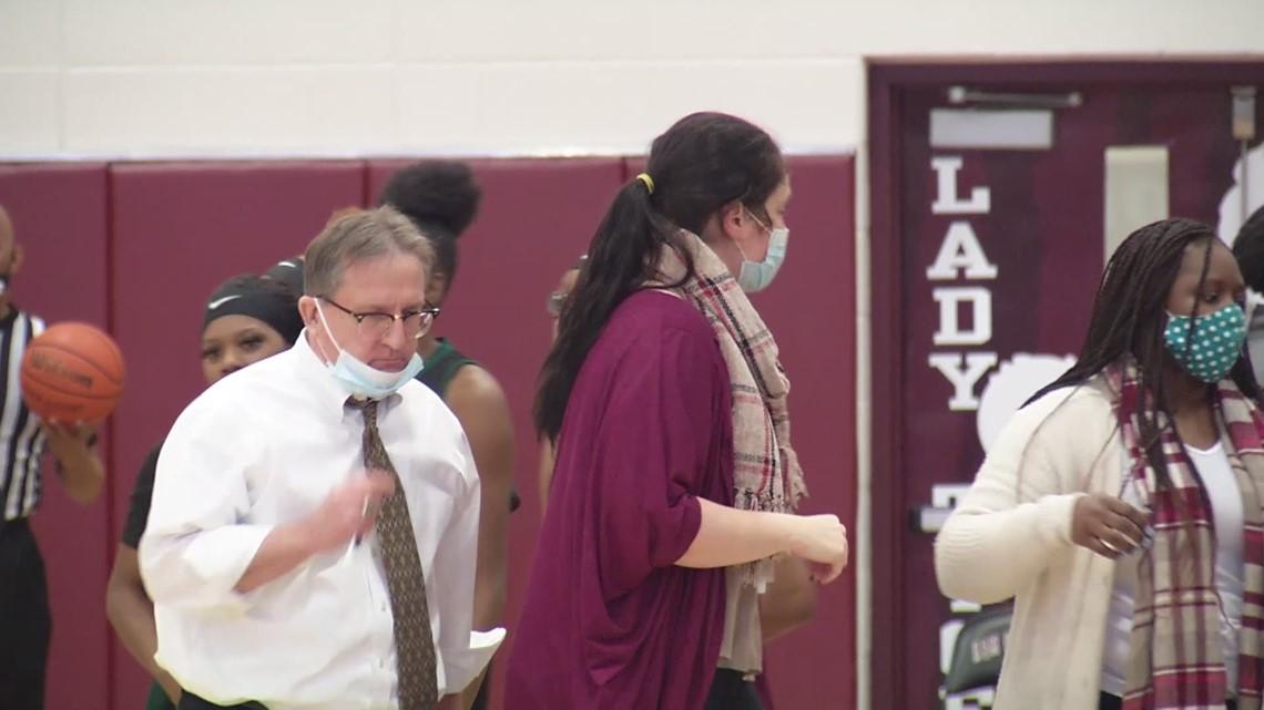 Rudder girls basketball falls in Area round of the playoffs