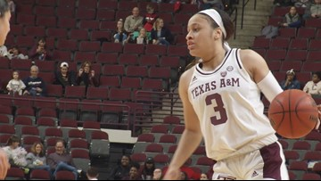A&M women's basketball picked to finish second in the SEC; Carter named Preseason SEC Player of the Year