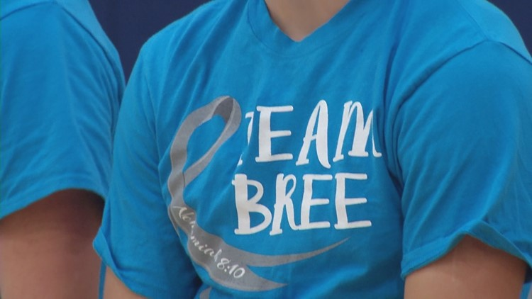 Franklin Basketball Rallying Behind Student Battling Brain Cancer