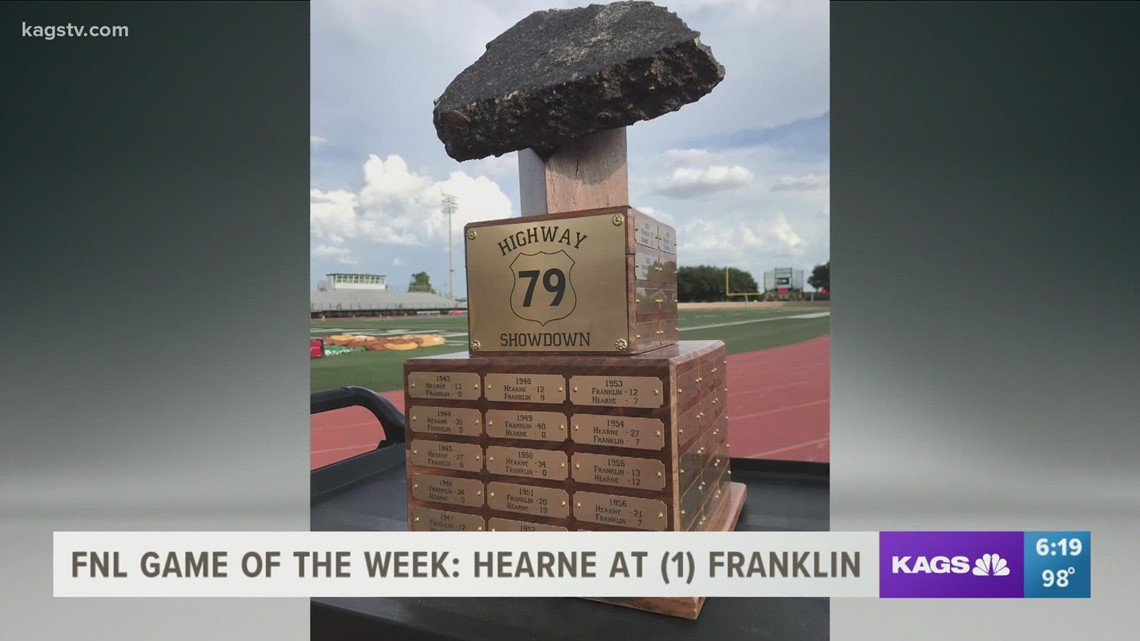 Friday Night Lights Game of the Week preview: Franklin Vs. Hearne