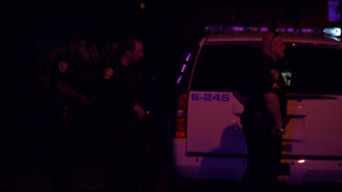 Warrants after Dark: The process behind late night standoff situations