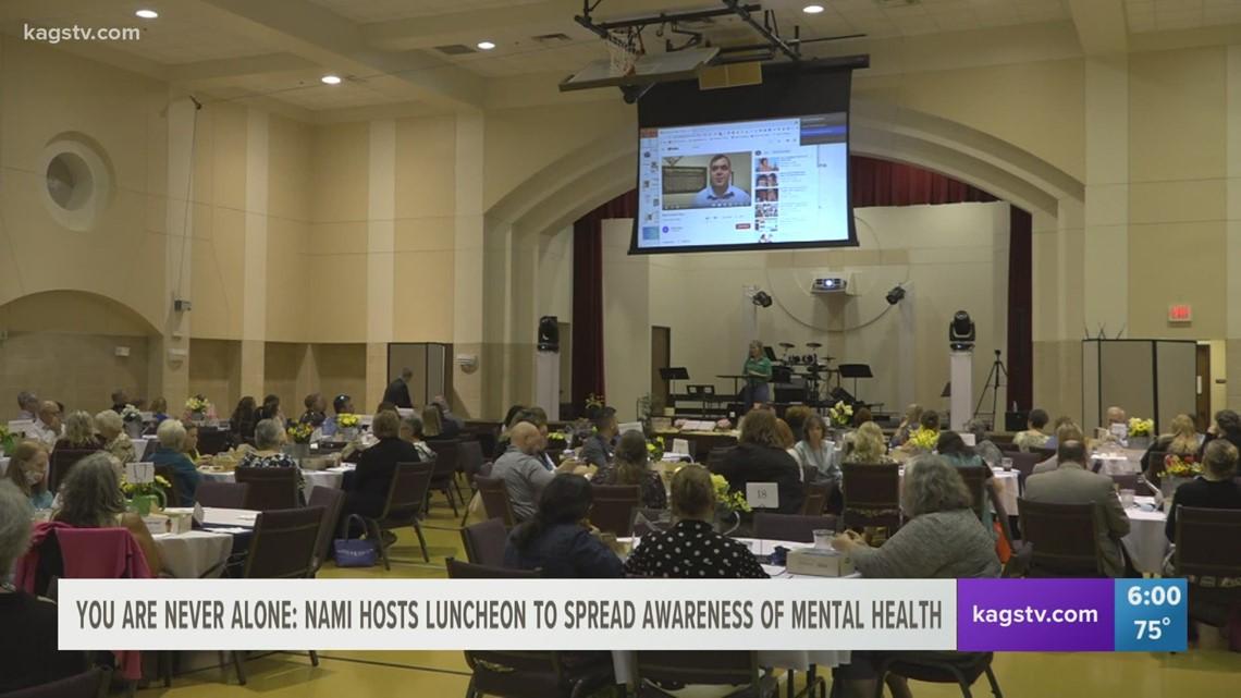 NAMI hosts annual mental health luncheon