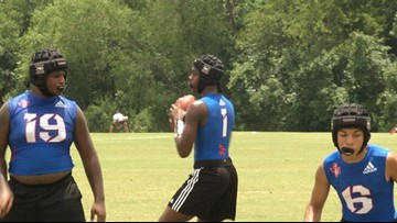 Division III 7on7 State Tournament Pool Results: Hearne goes undefeated, Bremond wins a pair, Buffalo gets one victory