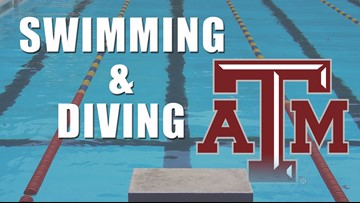 Texas A&M Diving Places 24 on CSCAA All-American Team