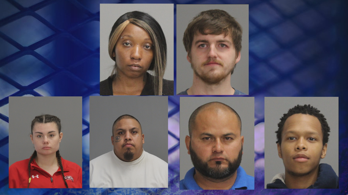 Brazos Valley Weekend Arrests Road Rage Drugs Dwi And More Kagstv Com