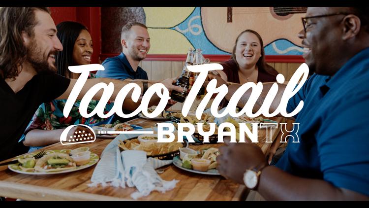 Take a trip down the Taco Trail with Destination Bryan