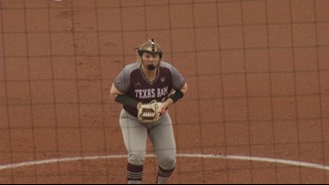 Mizzou softball sweeps A&M