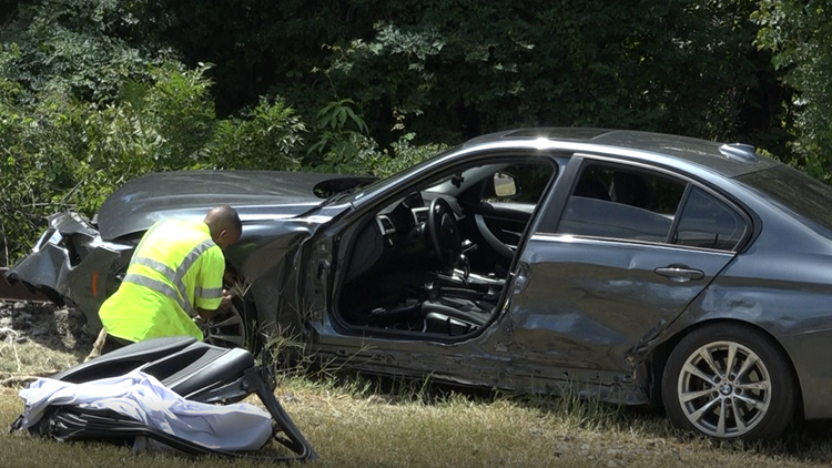 UPDATE: Wellborn Road reopened after car vs. train crash in College Station
