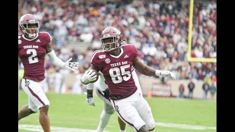 Texas A M Football Hosts Vanderbilt To Open 2020 Season Kagstv Com