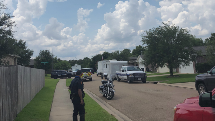 UPDATE: New details in College Station Police standoff
