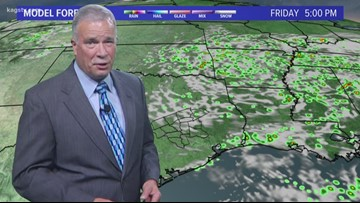 Bob's Forecast June 6, 2019