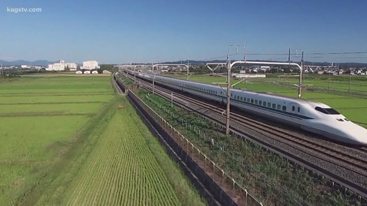 Lawmakers, courts debate if Texas High Speed Rail is