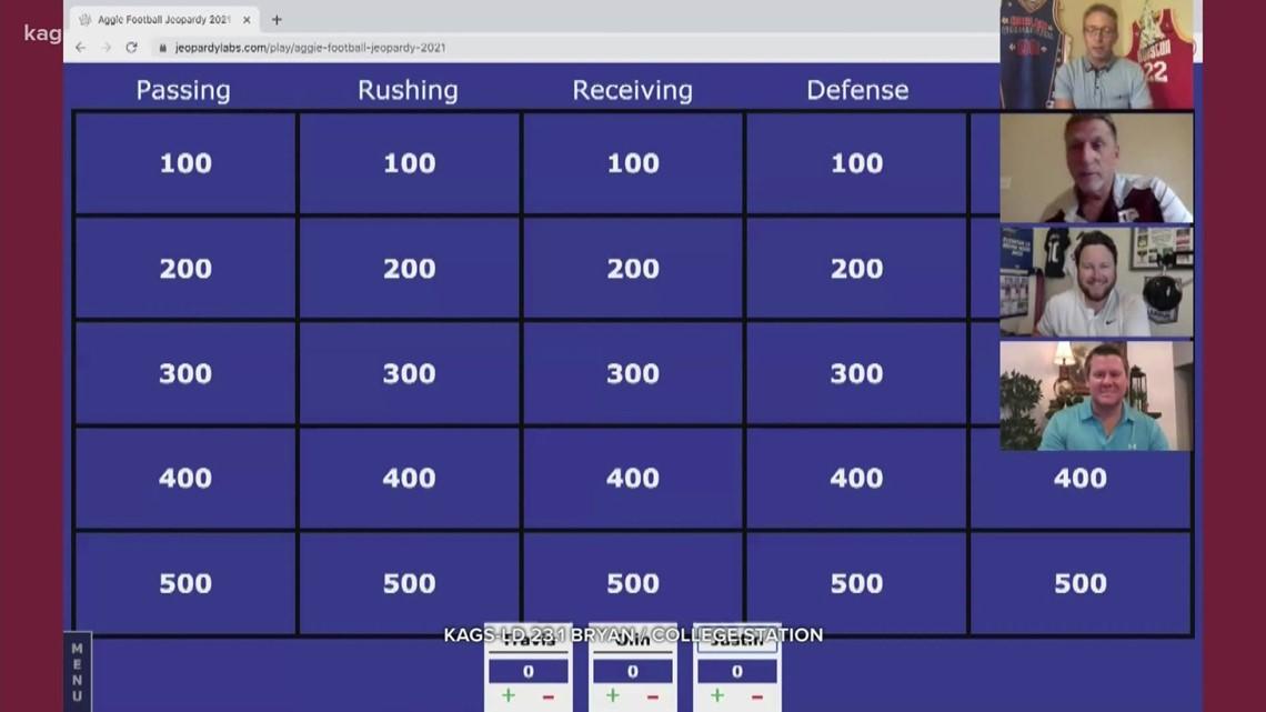 ASO: Aggie Sports Jeopardy Part One