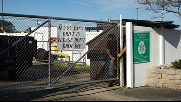 Bryan Recycling Center to close