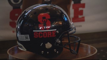Bryan ISD football players will be first to participate in SCORE Program