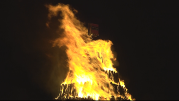 BONFIRE: Burn Night 2019 may be over, but the Spirit of Aggieland burns on