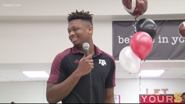 National Signing Day Coverage: Numerous Brazos Valley stars sign scholarships, Aggies ink Top 10 Class