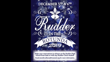 'Rudder in the Rotunda' holiday concert