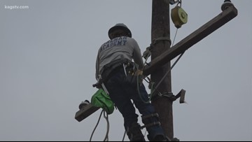13 graduates of TEEX Lineman Academy will fill worker shortage