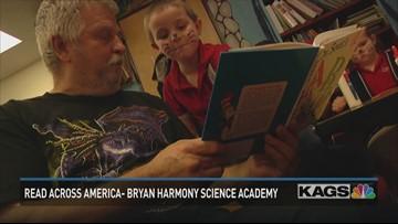 Local school participates in Read Across America Day