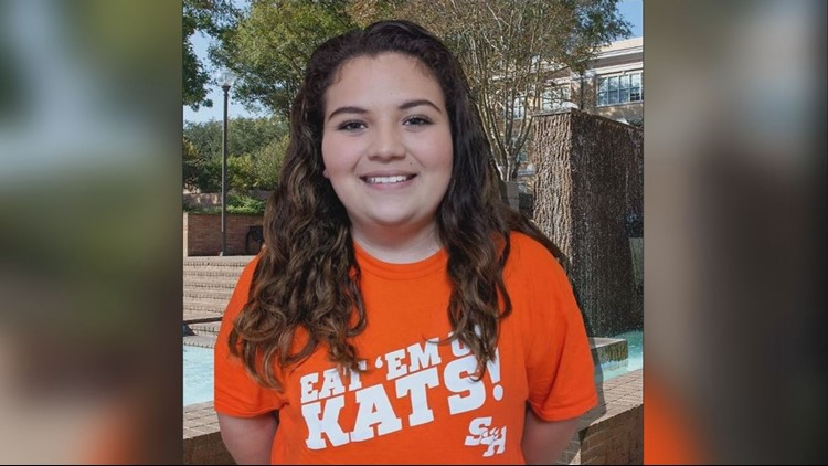 SHSU student chosen for national COVID committee