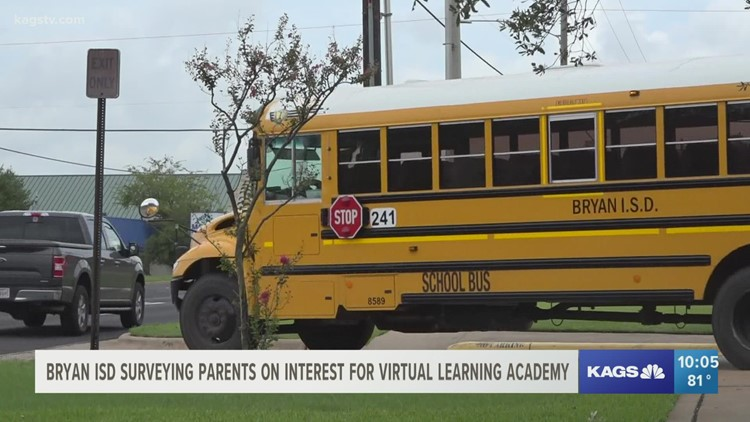 Bryan ISD surveying families for potential