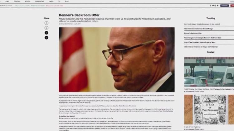 State Representative Rainey responds to backroom recording