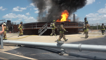 TEEX hosts pipeline emergency training funded by Exxon