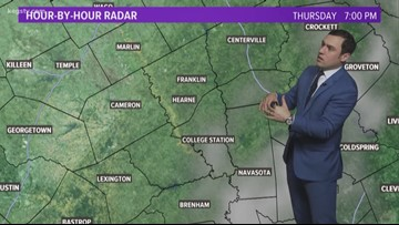 Zach's Forecast February 13 at 6pm