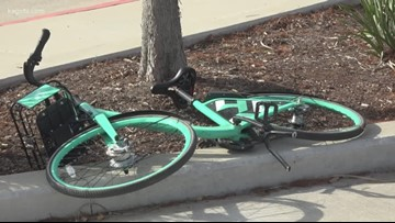 VeoRide contract at TAMU may not be renewed